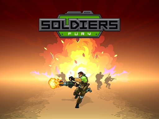 Play Soldiers Fury Game