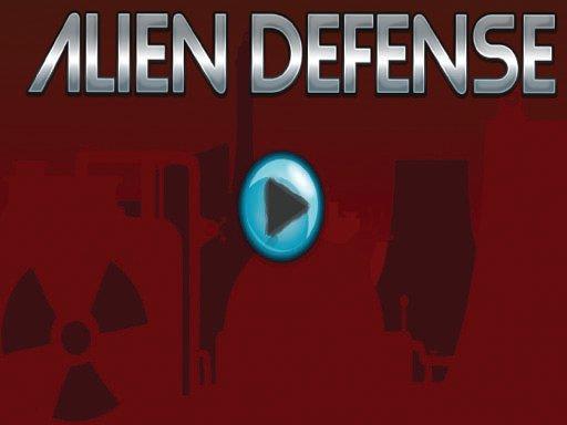 Play Alien Defense 1 Game