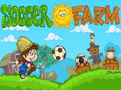 Play Soccer Farm Game