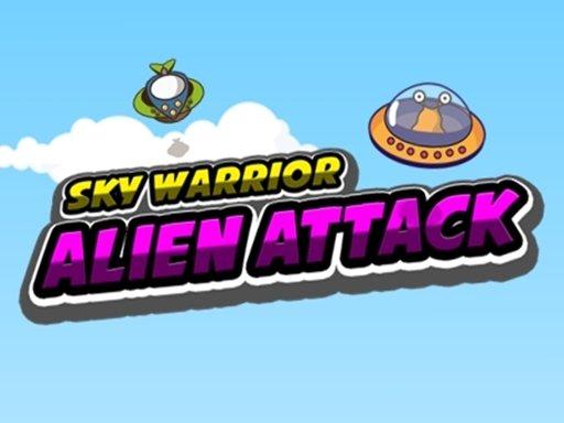 Play Sky Warrior Alien Attack Game
