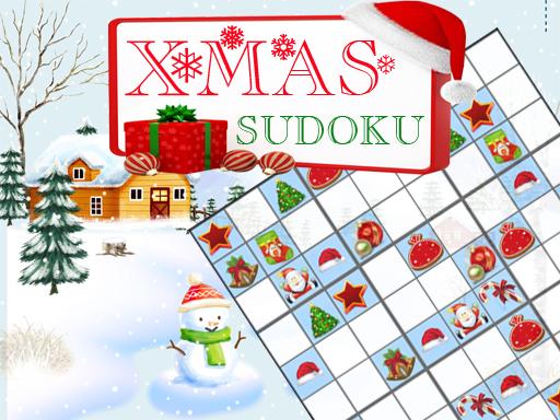 Play Xmas Sudoku Game