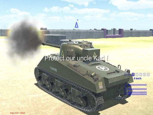 Play 2020 Realistic Tank Battle Simulation Game