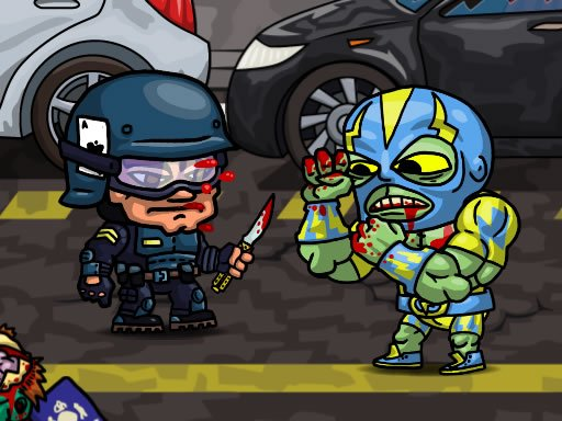 Play Kill the Zombies Game