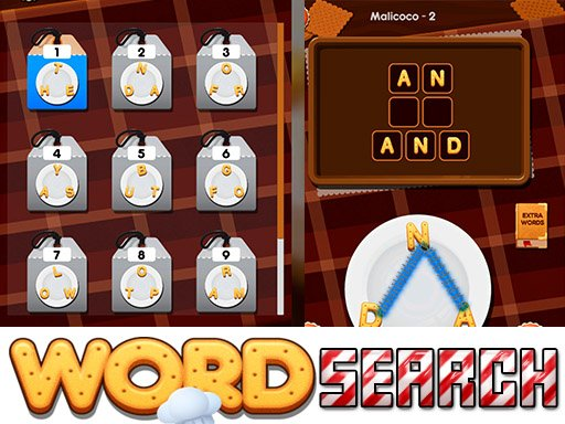 Play Word Search Game