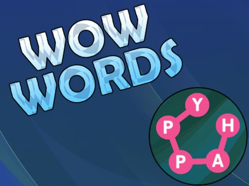 Play Wow Words Game