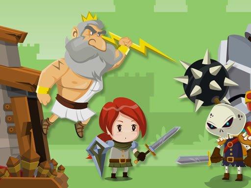 Play Defense Battle Game