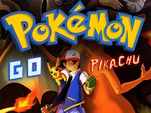 Play Pokemon GO Pikachu Game