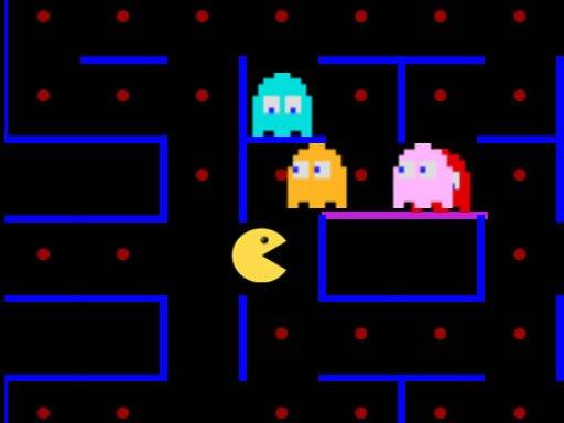 Play Dumb Pacman Game