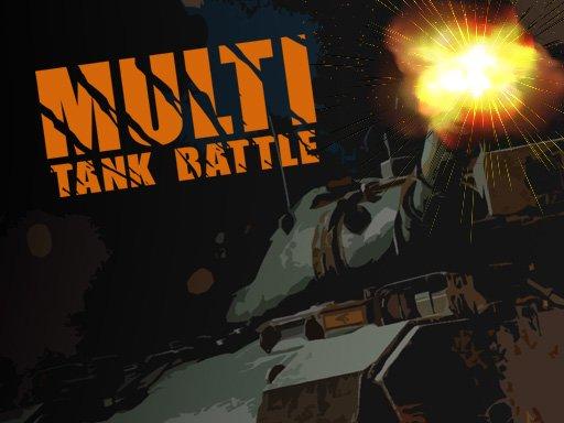 Play Multi Tank Battle Game