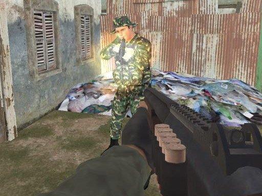 Play Frontline Commando Survival Game