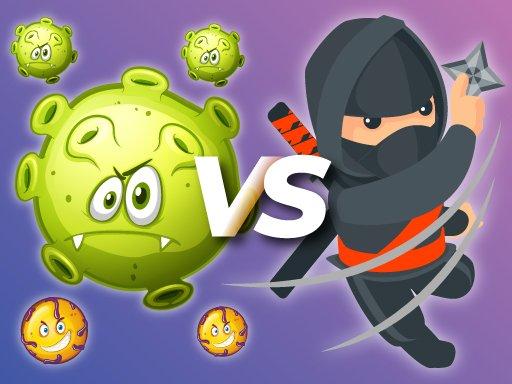 Play Virus Ninja 2 Game