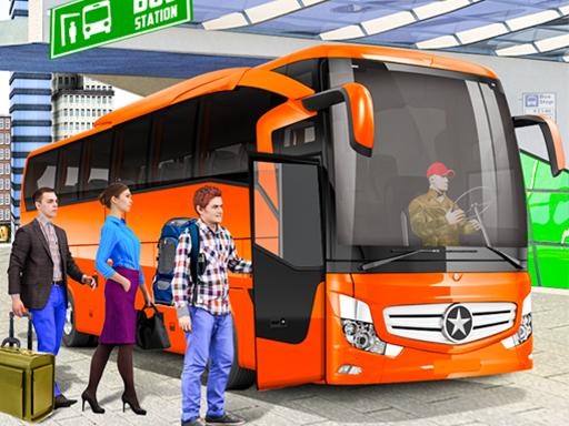 Play 3D bus simulator 2021 Game