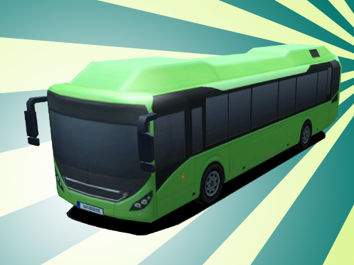 Play Bus Parking Online Game