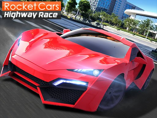 Play Rocket Cars Highway Race Game