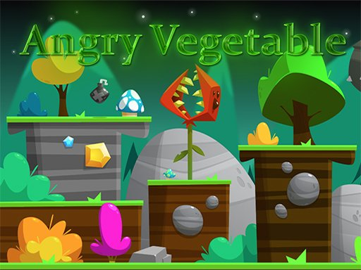 Play Angry Vegetable Game
