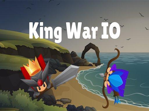 Play King War IO Game