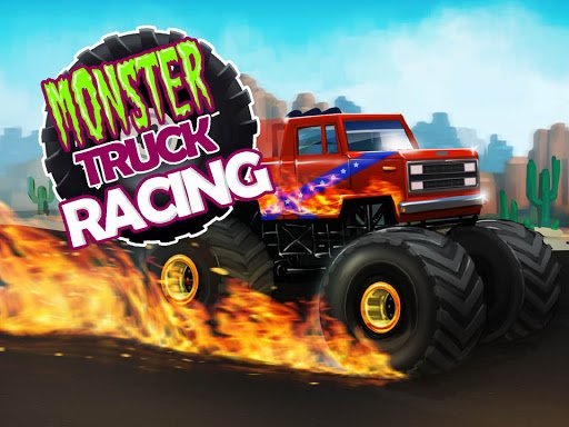 Play Xtreme Monster Truck Racing Game