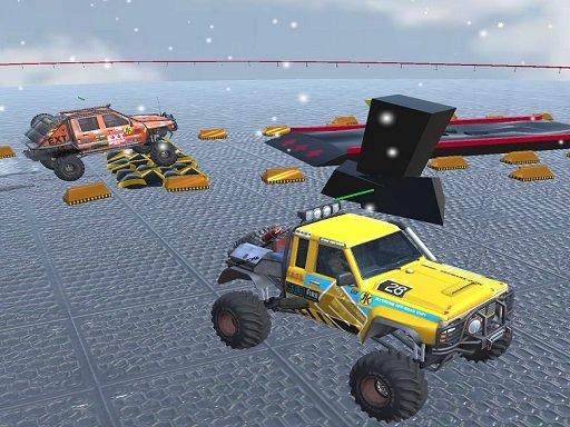 Play Xtreme Offroad Truck 4×4 Demolition Derby Game