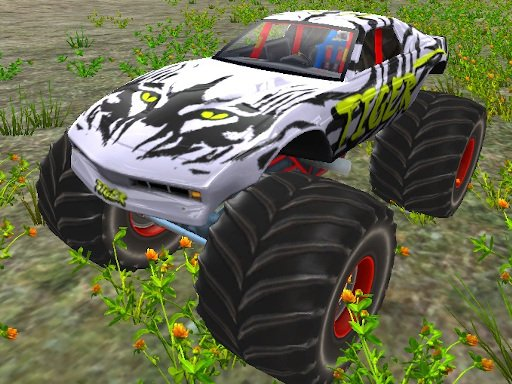 Play Monster Truck Driver Game