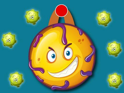 Play Virus Sling Game