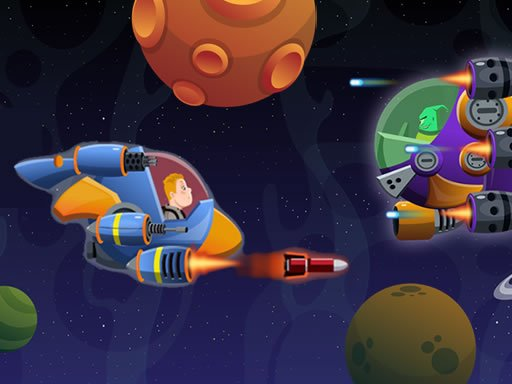 Play Galactic Attack Game