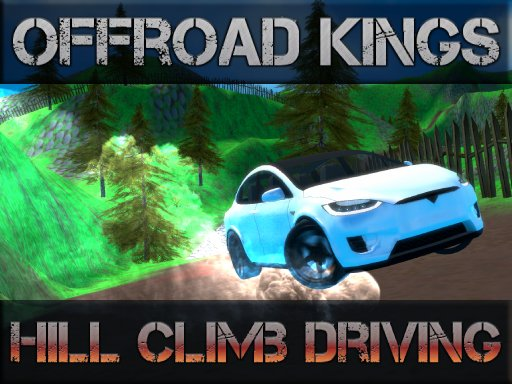 Play Offroad Kings Hill Climb Driving Game