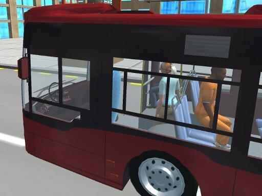 Play City Metro Bus Simulator Game
