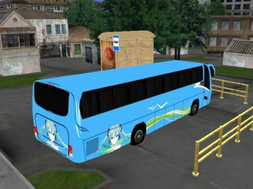 Play City Bus Driver Game