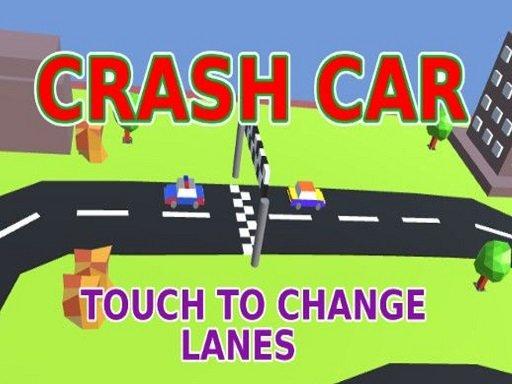 Play Pixel Circuit Racing Car Crash GM Game
