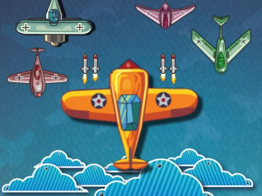 Play Plane War 1941 Game
