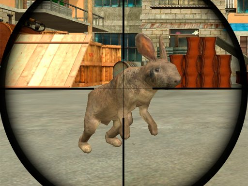 Play Rabbit Shooter Game