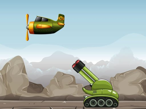 Play Tank Defender Game