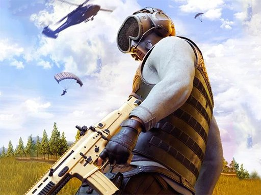 Play PUBG Infinity BattleField OPS Game