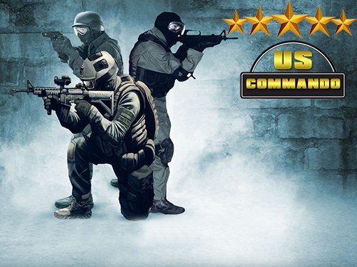Play US Commando Game