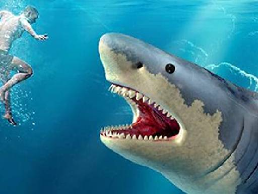Play Shark Hunting Game