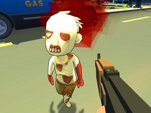 Play Pixel Zombie Die Hard.IO Game
