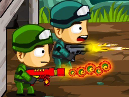 Play Zombie Parade Defense Game
