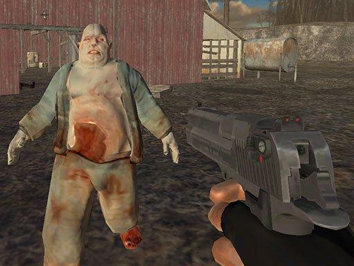 Play Zombie Strike 2 Game