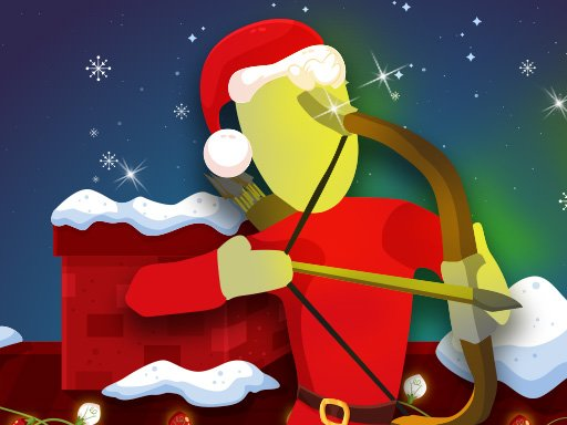 Play Christmas Gift Castle Defense Game