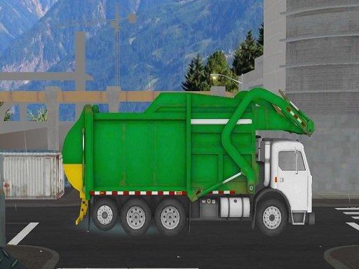 Play Garbage Truck Sim 2020 Game