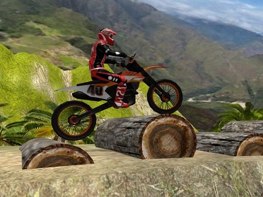 Play Infinite Bike Trials Game
