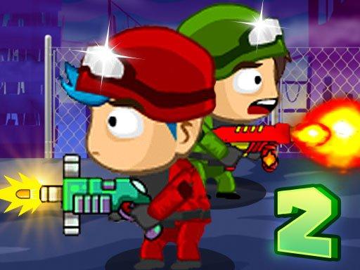 Play Zombie Parade Defense 2 Game
