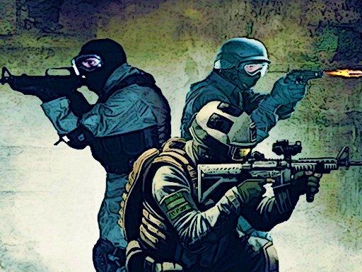Play Commando Game