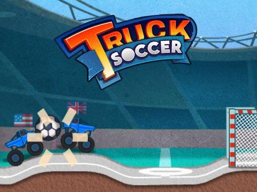 Play Monster Truck Soccer Game