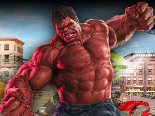 Play Red Monster Game