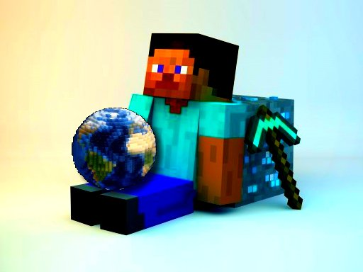 Play Minecraft Earth Survival Game
