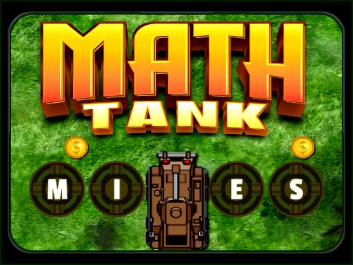 Play Math Tank Game