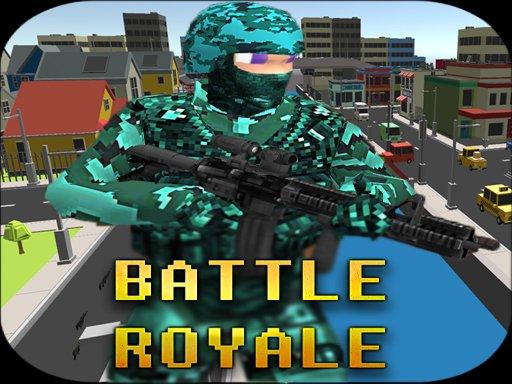 Play Pixel Combat Multiplayer Game
