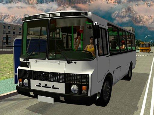 Play Russian Bus Simulator Game