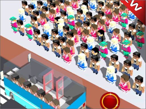 Play Overloaded Bus 3D Game